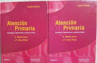 Libro Atención Primaria Martín Zurro