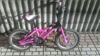 Bicicleta Montt y 16