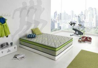 Colchon Visco Luxury Dreams Sports desde