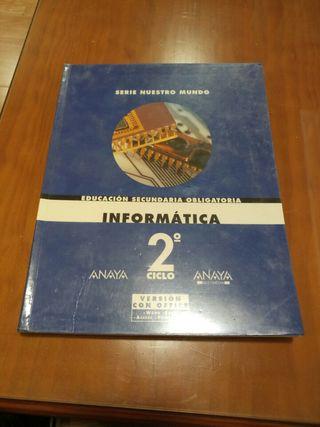 Libro Informática 2° Ciclo