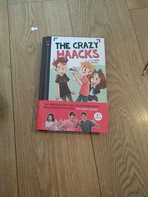 libro 1 the crazy haacks