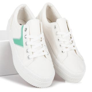 Zapatillas con plataforma Mujer Nuevas