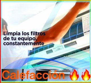 Aire Acondicionado Calefacción Gas