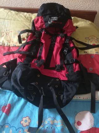 Mochila montaña / campamento