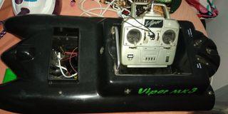barco cebador Viper mk3