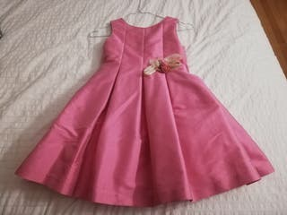 3 Vestidos de ceremonia o fiesta para niña