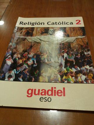 Libro Religión Católica 1