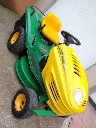 tractor cortacesped mtd yard - man