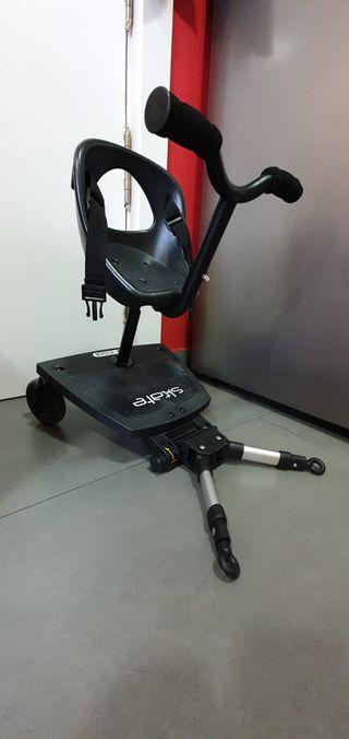 patinete universal con silla para carro