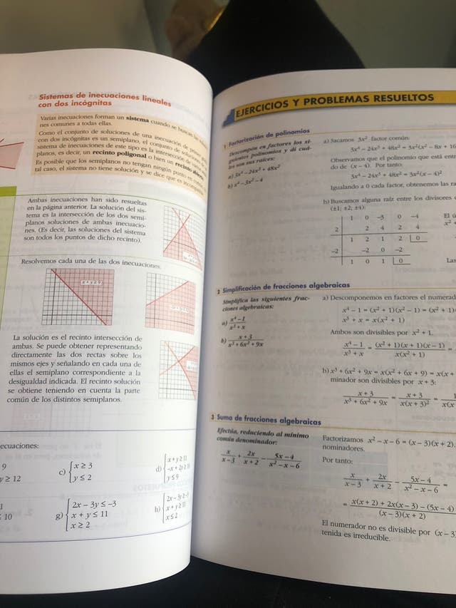 libro matematicas anaya