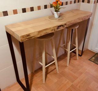 Mesa cocina, tocador, entrada, para espejo, etc.