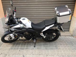 MACBOR MONTANA XR3 250cc