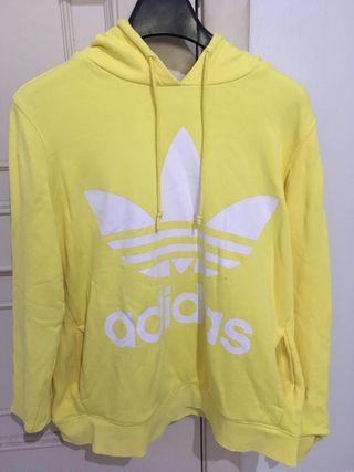Sudadera Amarilla Adidas Originals