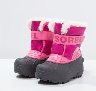 Botas descanso nieve niña Sorel