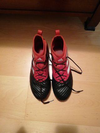 Botas fútbol Adidas Rojas Ace 17.2
