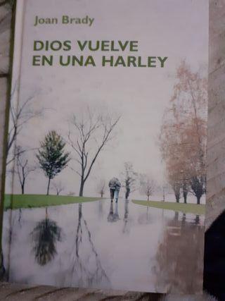 LOTE 2 libros,Dios regresa en una Harley y el regr
