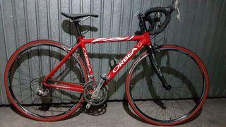 Bici Orbea carretera, talla S, desde 1,55 a 1,70