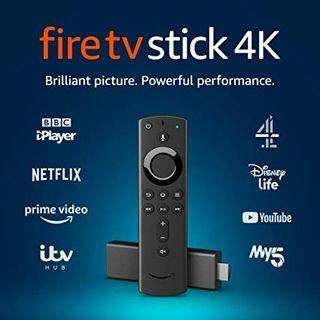 Mando a distancia / Fire TV Stick 4K