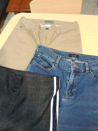 Pantalones chica 12€ todos