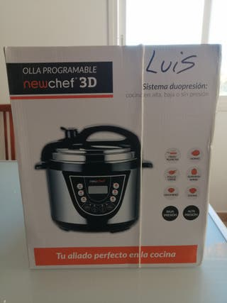 Olla programable Newchef 3 D