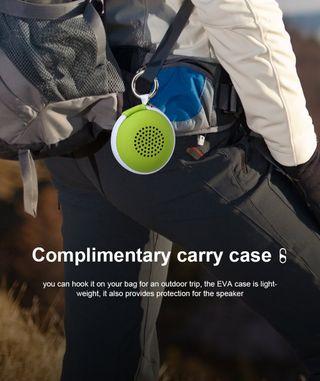 Altavoz mini impermeable/ Waterproof mini bluetoot