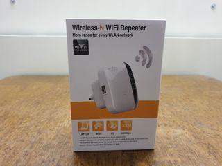 Repetidor wifi nuevo