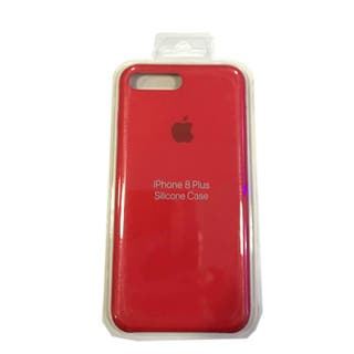 Funda Iphone 7 Plus 8 Plus Rojo