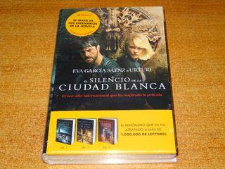 EL SILENCIO DE LA CIUDAD BLANCA EVA GARCIA SAENZ