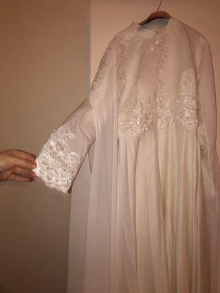 Muslim Bridal Dress