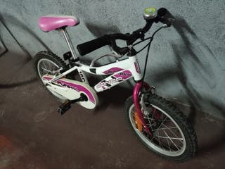 Urgente. Bicicleta de niña Conor Funky 160