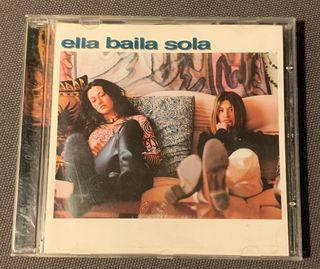 """""""ELLA BAILA SOLA"""" cd's por 2€!"""