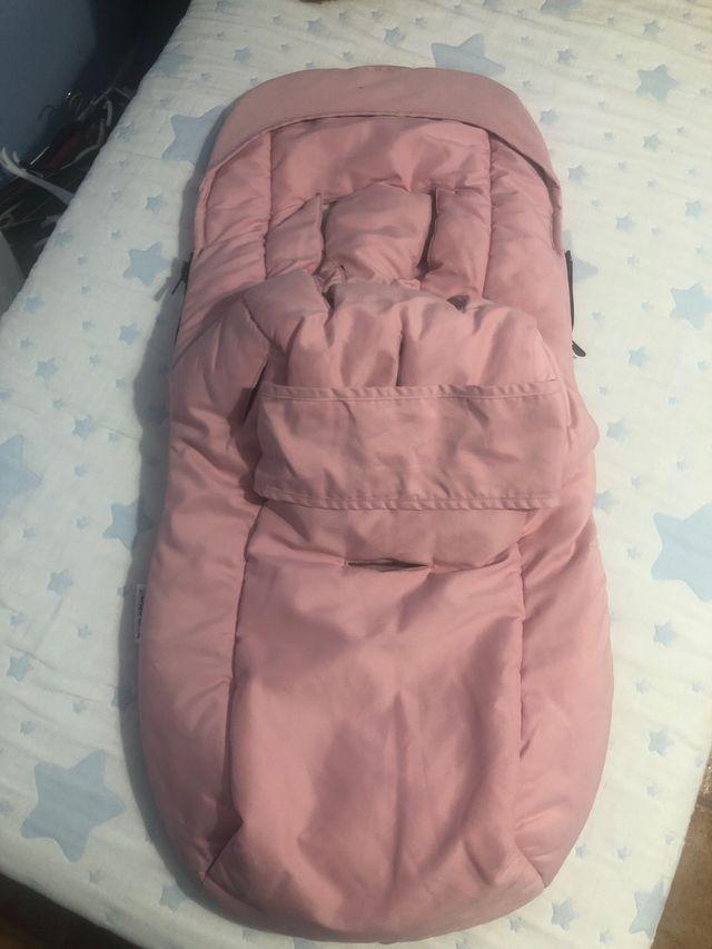 Saco bugaboo rosa