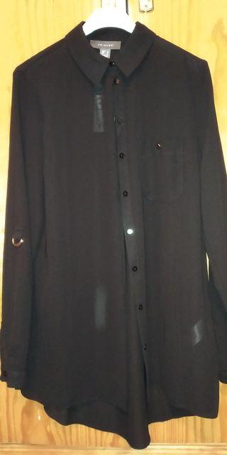 Camisa negra Primark NUEVA