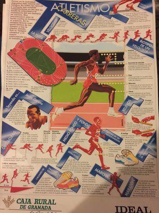 Colección de láminas JJOO 1996