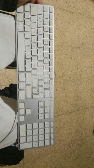 teclado Apel