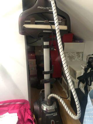 Plancha vertical de vapor Rowenta