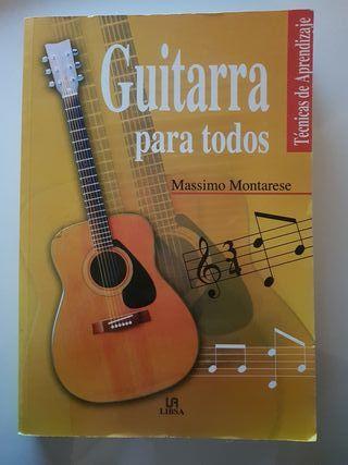 Guitarra para todos - Massimo Montarese
