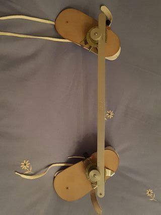 Zapatos ortopedia