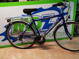 bicicleta de paseo torpado