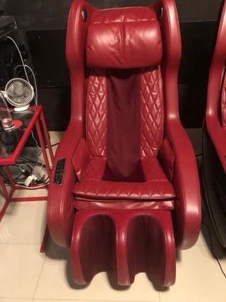 Excelente sillón de masaje nuevo