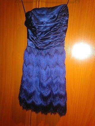 vestido lila 38