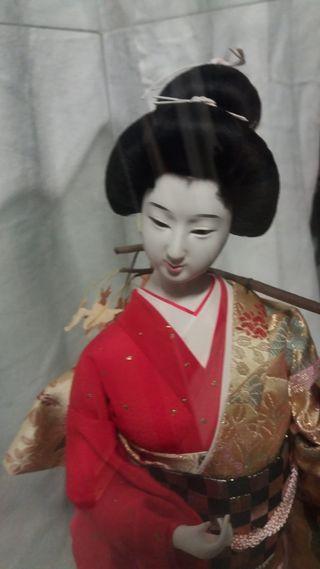 antigua geisha de japon
