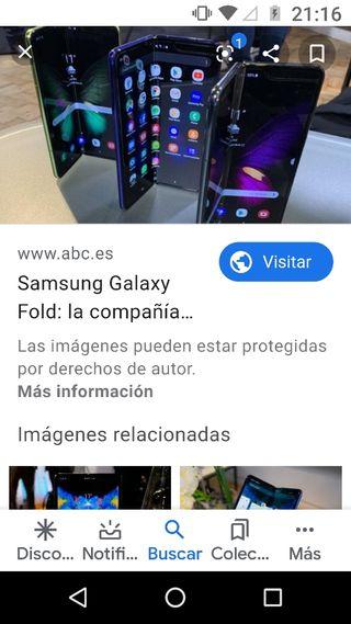 Samsung fold sin abrir precintado solo hoy !!!!