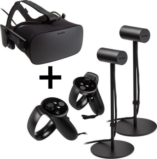 Oculus Rift Cv1 used Good Condition