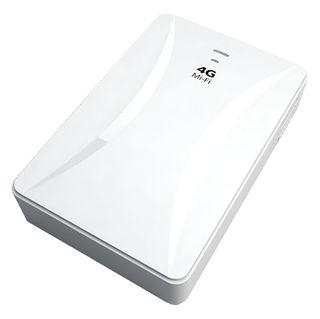 Router 4G Portatil Powerbank 5200mAh de capacidad