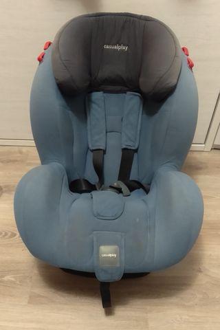Silla de auto para niños de 9 a 18 kg