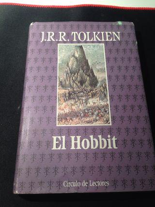 """Libro """"El Hobbit"""""""