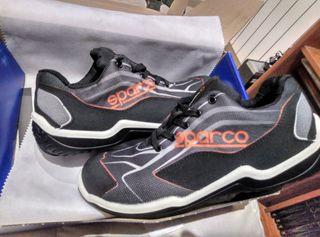 zapatillas de seguridad sparco touring