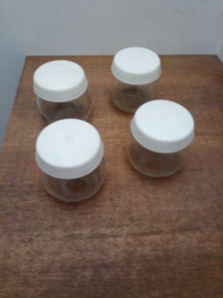 Vasos yogurtera