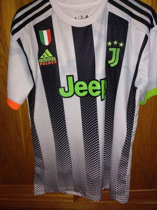 Camiseta Juventus x Palace